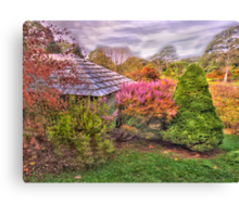 Colours - Mount Wilson, NSW Australia - The HDR Experience Canvas Print