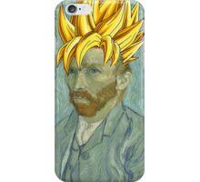Vincent Van Goku iPhone Case/Skin