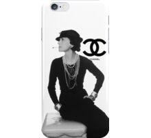 Coco Chanel Classic iPhone Case/Skin