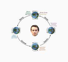 The World Revolves Around Matt Ennis Unisex T-Shirt