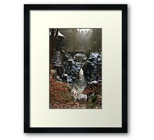 The Hermitage, Dunkeld Framed Print