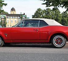 Vintage Cadillac by mrivserg