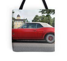 Vintage Cadillac Tote Bag