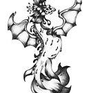 Sea-dragon Female  by IamDreamer