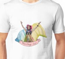 Courtney Act - Mardi Gras Unisex T-Shirt