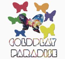 Coldplay - Butterfly Paradise by JuliaJean1