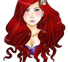 Sea Princess by honeneko