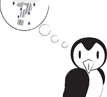 unknown penguin thoughts by unknownclothing