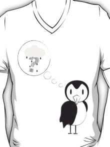 unknown penguin thoughts T-Shirt