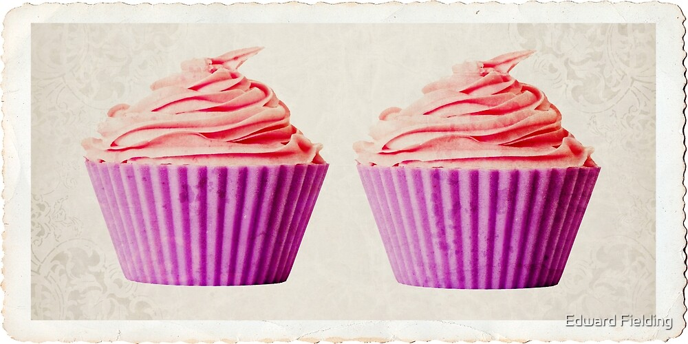 Cupcakes by Edward Fielding