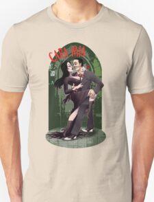 CARA MIA! Morticia <3 Gomez  Unisex T-Shirt