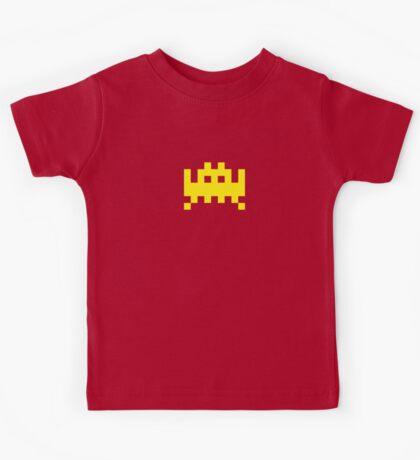 Pixel Invader Kids Tee