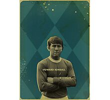 Howard Kendall - Everton Photographic Print