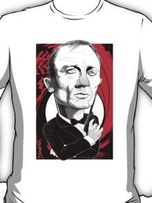 Daniel Craig as James Bond T-Shirt