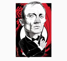 Daniel Craig as James Bond Unisex T-Shirt