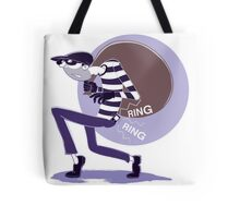 Dumb Thief Tote Bag