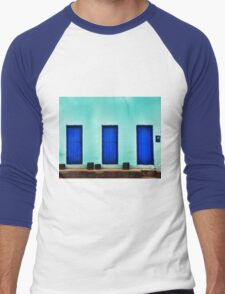 BLUE HOUSE Men's Baseball ¾ T-Shirt