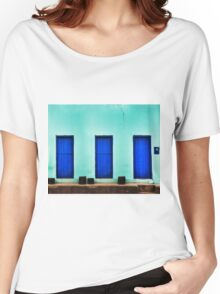 BLUE HOUSE Women's Relaxed Fit T-Shirt