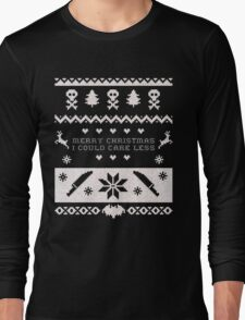 don't come home for xmas Long Sleeve T-Shirt