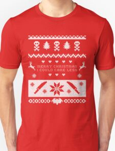 don't come home for xmas Unisex T-Shirt