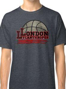 London Lycanthropes Classic T-Shirt