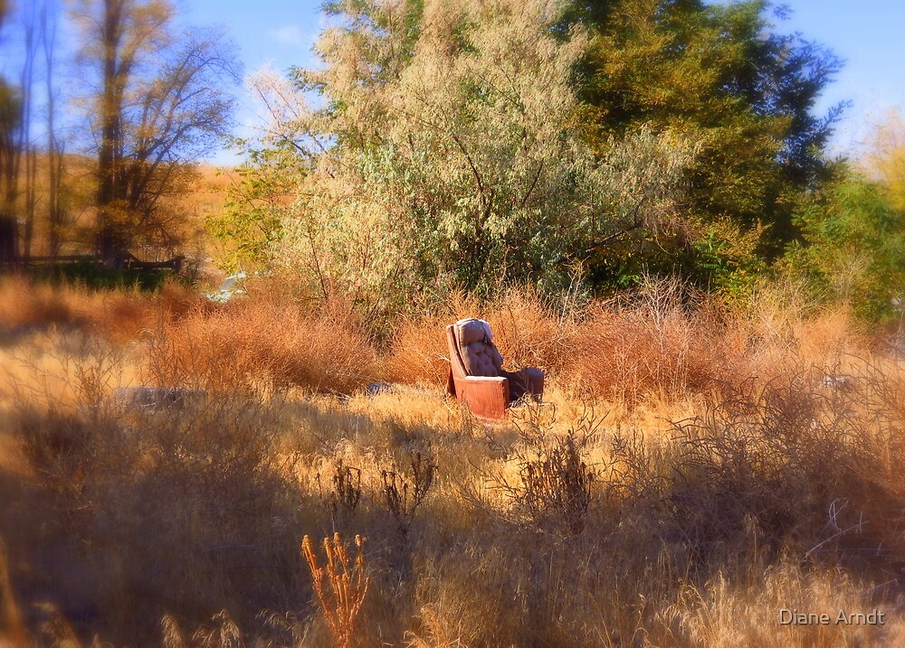 Seat With A View...Notus, Idaho by trueblvr