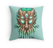 Terraria Moon Lord Head Throw Pillow