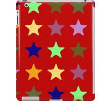 Colorful Stars iPad Case/Skin