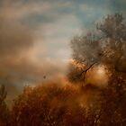 Autumn Flight by Mark Wade