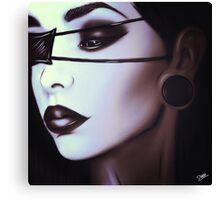 Dauntless Canvas Print