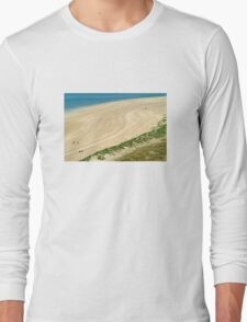 The Beach - Rock Cornwall Long Sleeve T-Shirt