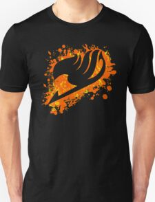 Fairy tail splatter T-Shirt