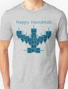 Ugly Hanukkah Sweater 2.0 Unisex T-Shirt