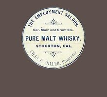 Vintage Whiskey from California Unisex T-Shirt