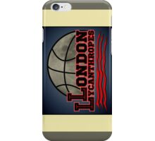 London Lycanthropes iPhone Case/Skin