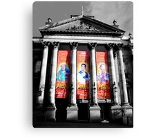 Theatre Royal, Pantomine 2012 Canvas Print
