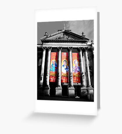 Theatre Royal, Pantomine 2012 Greeting Card