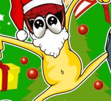 MERRY CHRISTMAS - CHIFLIS DESIGN  Sticker