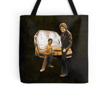 Arnold & Michael Tote Bag