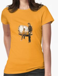 Arnold & Michael Womens Fitted T-Shirt