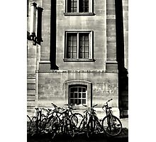 Cambridge  Photographic Print