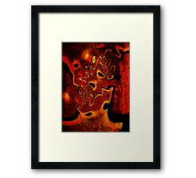 Corroded Dreams Framed Print