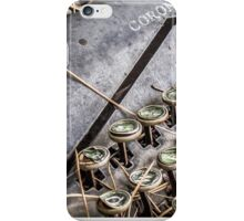 Oh The Stories We Could Tell iPhone Case/Skin