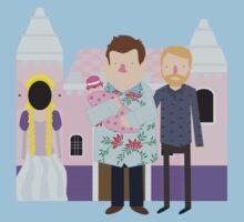 'Modern Family' tribute by Olaf Cuadras