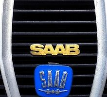 SAAB Car Logo by NuclearJawa