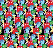 Inside Out Pattern by ShoeboxMemories