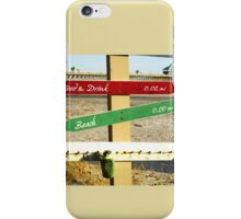 To the Beach by Jan Marvin iPhone Case/Skin