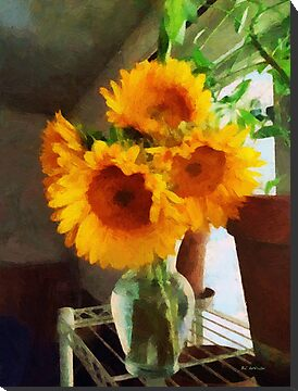 September Sunglow by RC deWinter