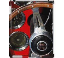 Alfa Romeo Giulia Spider Dashboard iPad Case/Skin