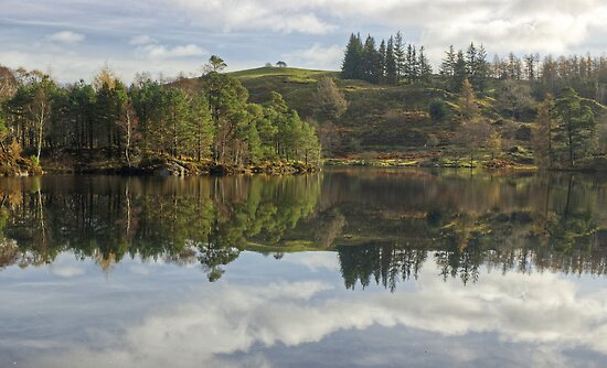 Tarn Hows....A Day To Remember by Jamie  Green
